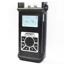 QIALAN Fiber Optic Variable Attenuator Mechanical 1260~1650nm 2~60dB Fast slow mode