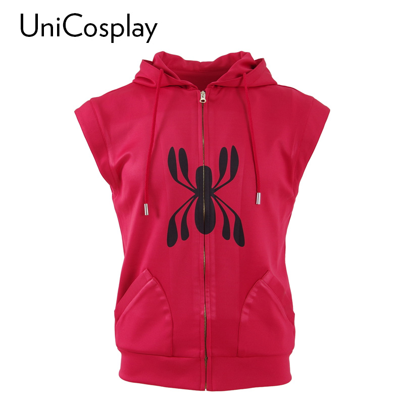 Online Buy Wholesale red sleeveless hoodie from China red ...