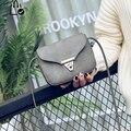 LINLANYA Горячие Продажи Плечо сумки Мода Drawstring Crossbody сумки Дизайн Сумки Женщины Сумка Почтальона Сумочки ИСКУССТВЕННАЯ Кожа bolsas Y-455