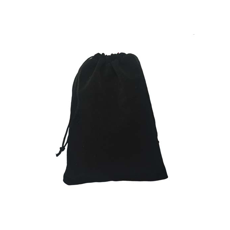 Free Shipping,100pcs/Lot 10x15cm Black Retail Jewelry Velvet Gift  Packaging Bags & Pouches