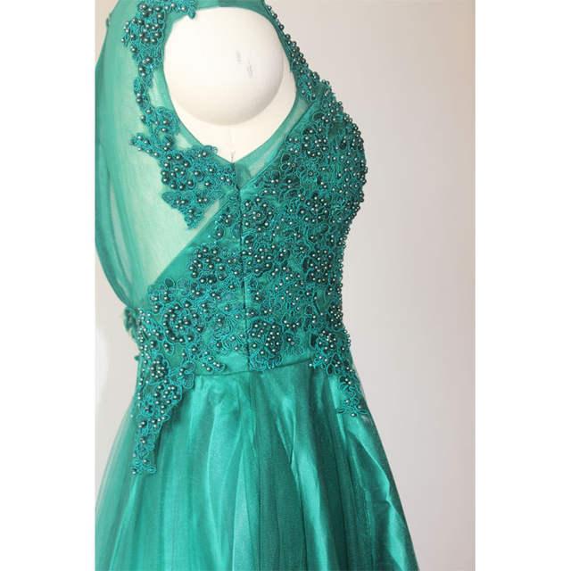 50ceea6177f placeholder long style dark green bridesmaid dresses lace flower sister  party dress wedding guest dresses vestidos de