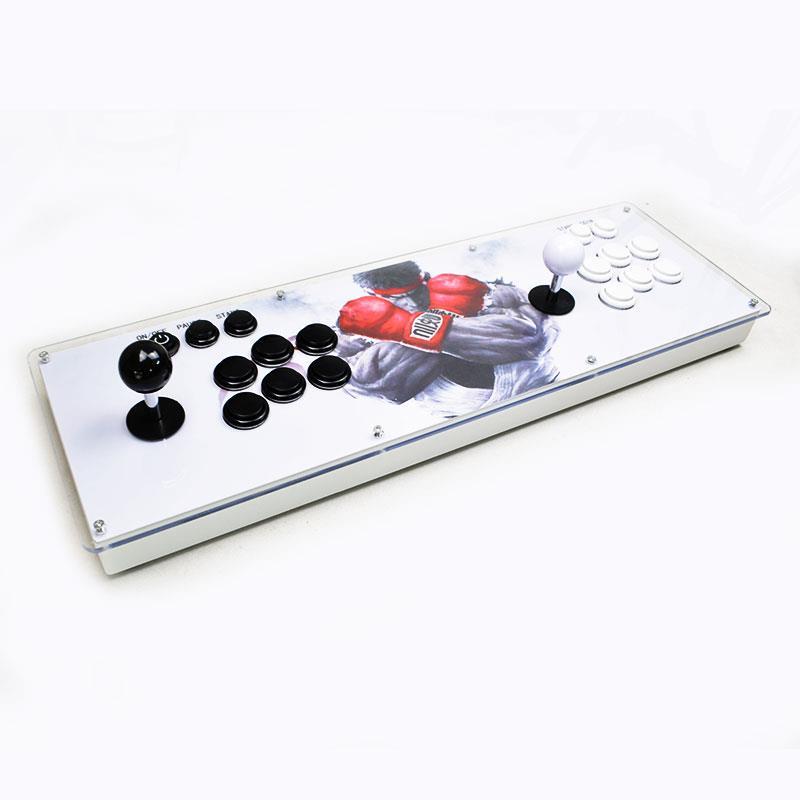 IYO Pandora X 3D Arcade Console 2600 in 1 PCB Board 2 Player Home Use Controller Retro Video Game Machine