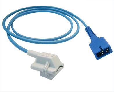 Free Shipping Compatible for Nellcor DB7 Pin Pediatric Silicone Spo2 Sensor Pulse Oximeter Sensor Oxygen Probe free shipping compatible for nellcor db7 pin pediatric silicone spo2