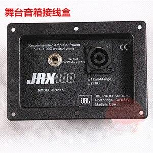 10pcs/lot Professional stage speaker terminal, JBL speaker panel size 140*100mm send sticker jrx100(China)
