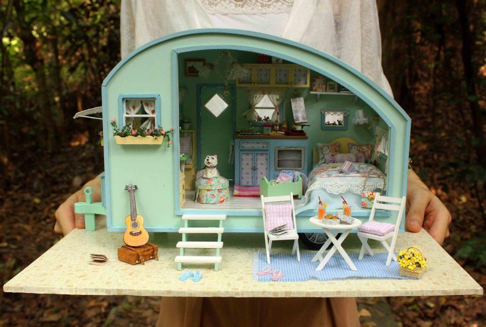 Costruire Una Casa Delle Bambole Di Legno : Come costruire una casa delle bambole in legno: come costruire una