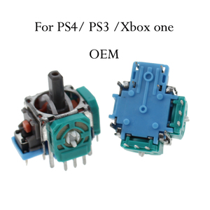 Image 2 - 20pcs 3Pin 3D Rocker 3D Analog Joystick Sensor Module for PlayStation 4 Controller for PS4 PS3 for Xbox one Controller