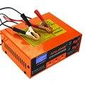 Зарядное устройство для автомобиля  12 В 24 В  интеллектуальное зарядное устройство для автомобиля  медное многофункциональное автомобильно...