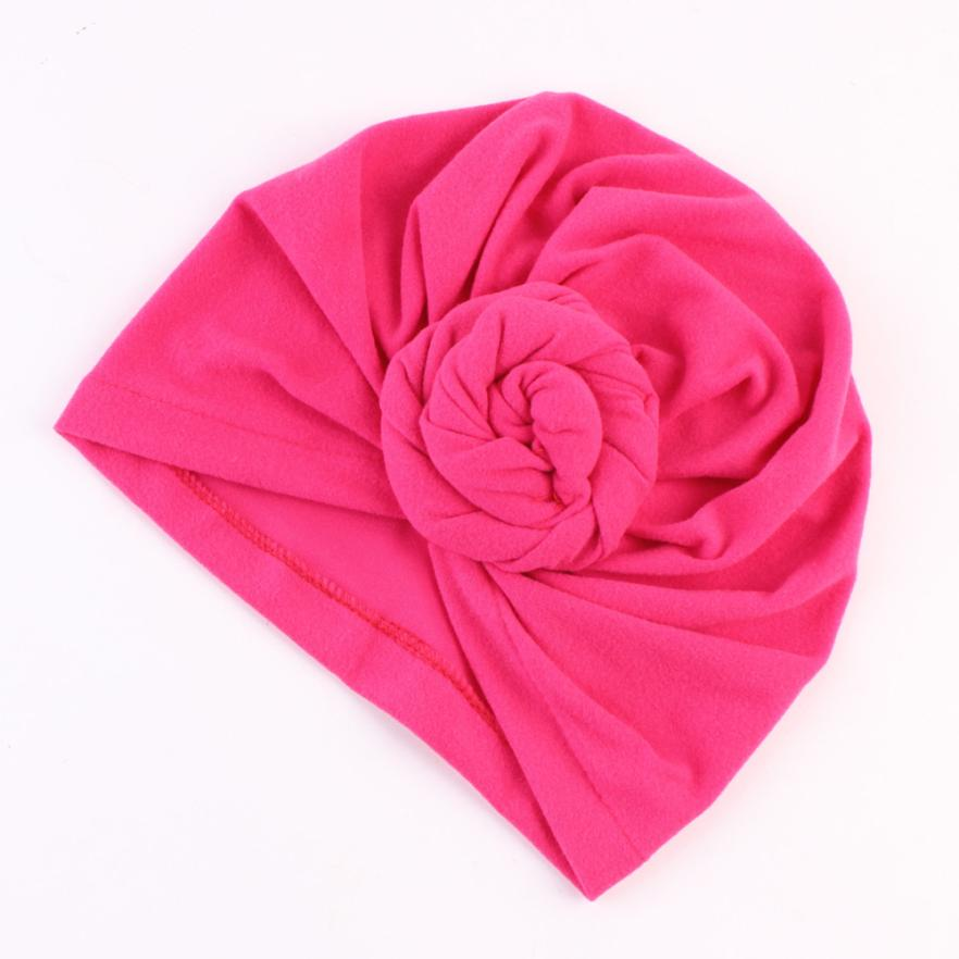 BMF TELOTUNY Fashion Winter Warm Mom&Newborn Baby Boy Girl Cotton Solid Hats India Hat Apr4 Drop Ship