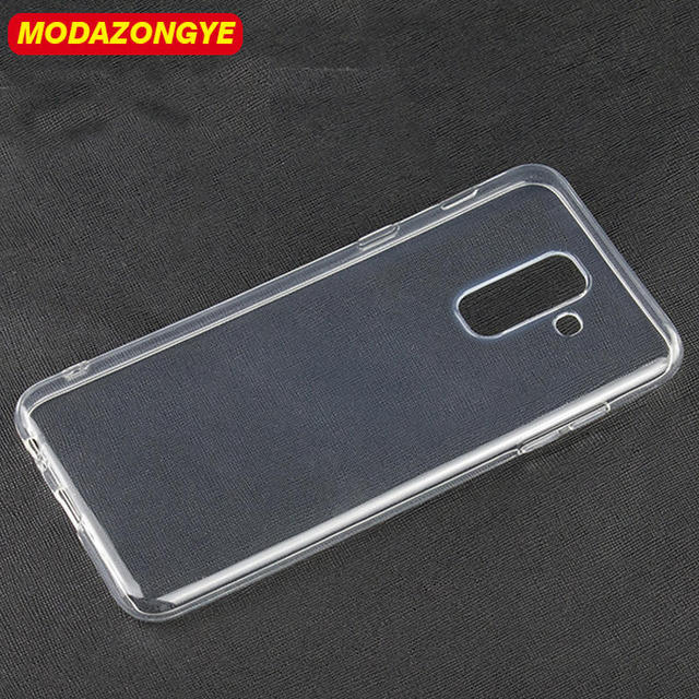 promo code ad72a 58cba US $1.99 20% OFF|For Samsung Galaxy A6 Plus 2018 Case 6.0