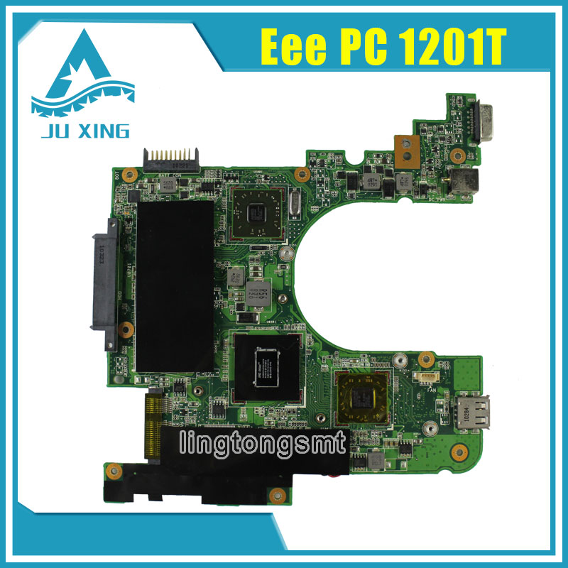 For Asus Eee PC 1201T Motherboard 1201T REV 2.0 Mainboard RS780MN Chipest With Processor 100% Tested