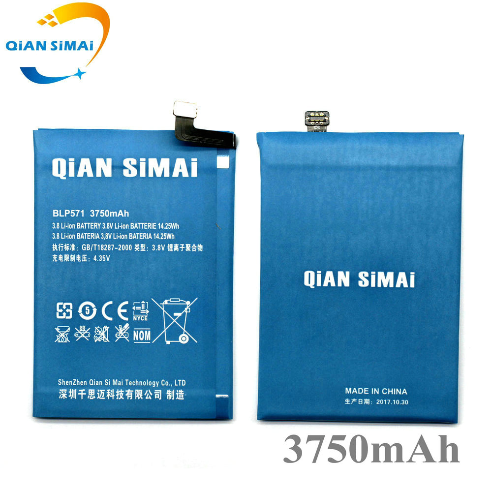 Nova BLP571 3750mAh Bateria Para OPPO 1 Oneplus One + One plus Telefone + Código Pista