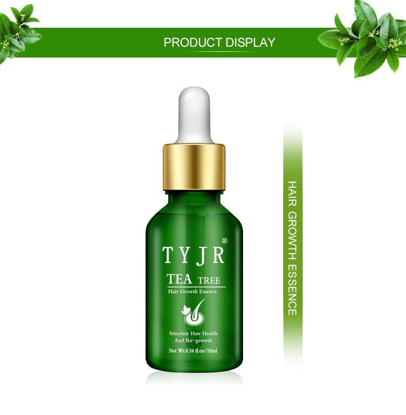 10ml Hair Care Hair Growth Essential Oil Essence Original Authentic 100% Hair Loss Liquid