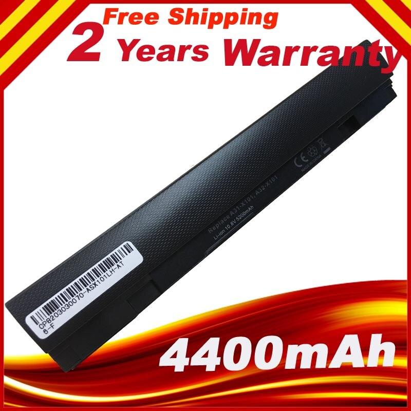 Nouveau 6 cellules batterie d'ordinateur portable A31-X101 A32-X101 pour ASUS EeePC X101CH X101H X101 X101C EN GROS
