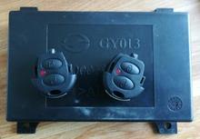 ZBH-ZYKZQ-ZX key with remoto control  for  ZX auto Grandtiger