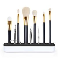 Magic Silicone Makeup Brushes Holder Portable Make Up Brush Holder Box Makeup Tools Storage Cosmetic Brush