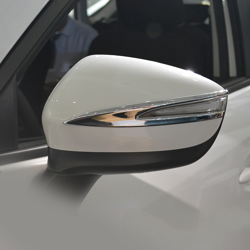 2019 Mazda Cx 3: Chrome Side Mirror Middle Turning Light Cover For 2016