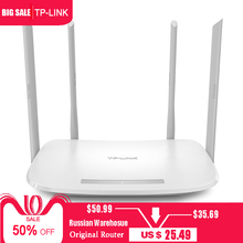 TP-Link Wifi Router AC1200 Dual-Band Wireless router TP LINK TL-WDR5620  2.4G 5.0G 802.11ac Phone APP Routers with Cable