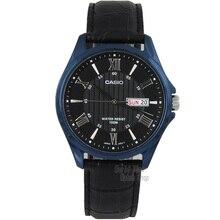 Casio MONTRE hommes mode simple montre à quartz étanche MTP-1384BUL-1A MTP-1384BUL-5A MTP-1384BUL-7A