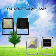 5W Portable Solar Powered Emergency Lights LED Rechargeable Bulb Light Outdoor Camping Yard Lamp
