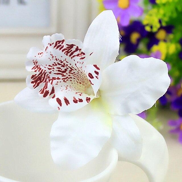Hot Sale 1 pc Women Bohemia Beach Lily Flower Hair Clip Wedding Headwear Hair Accessories