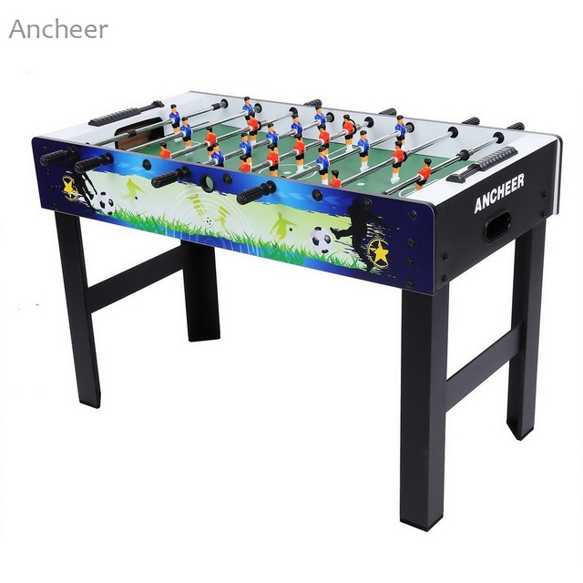 Inch Foosball Table Competition Sized Soccer Arcade Game Room - Foosball table cost