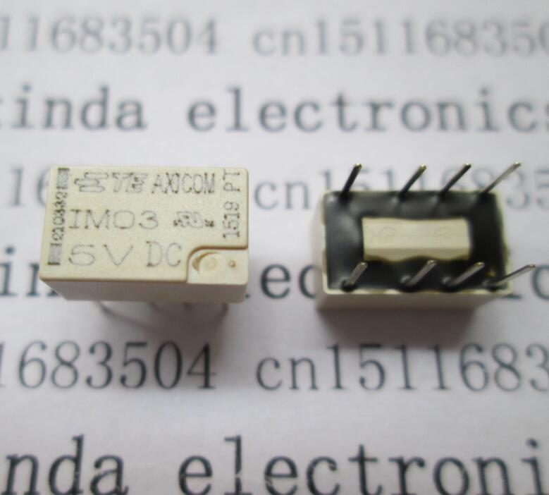 HOT NEW relay IM03-5VDC IM03TS  IM03 5VDC 5V DC5V DIP8 hot new relay hf6 73 5v hf6 relays 5v 5vdc dc5v 5v sop 2pcs lot