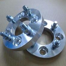 25 мм колесные адаптеры PCD 4*100 до 4*114,3 центральный диаметр 60 мм колеса шпильки M12X1.5