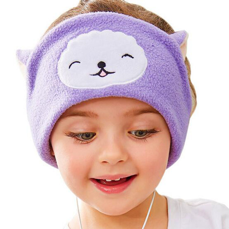 2017 high quality cartoon baby Headphones headband headset Bass Stereo earphone with Mic ...