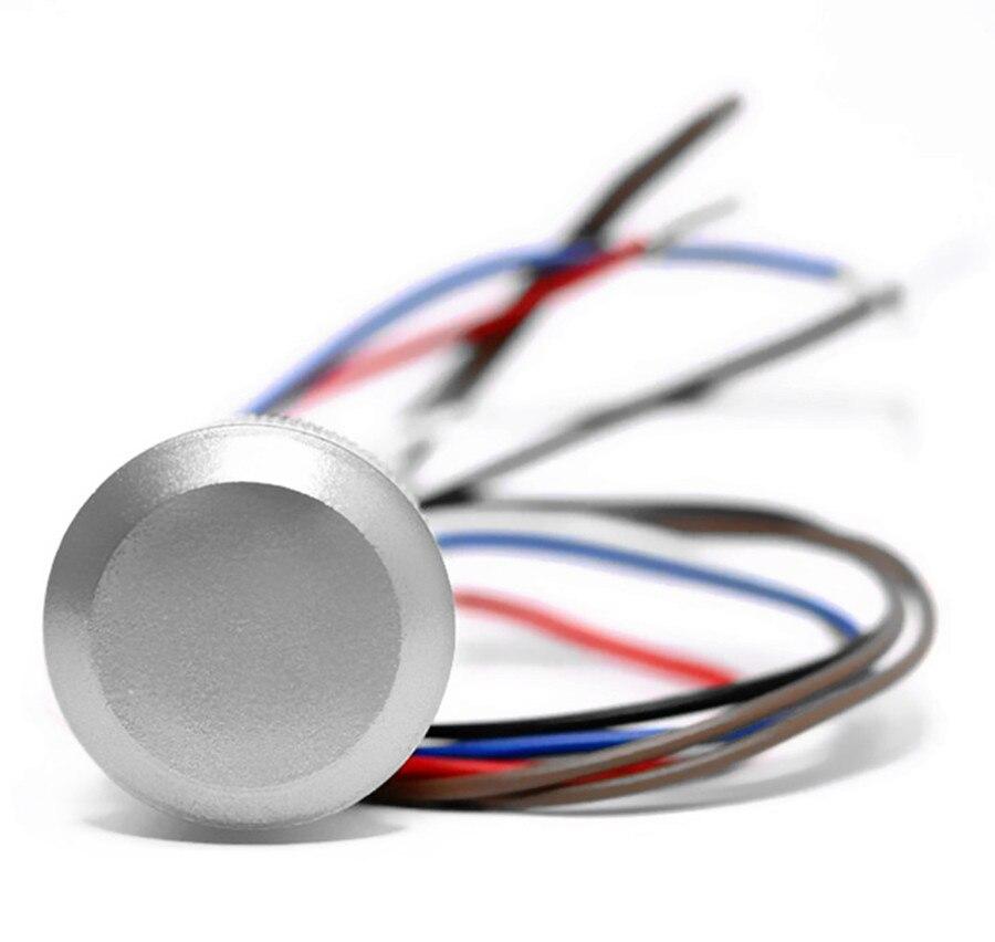 125 khz RFID compatível EM Marine Pequeno Mini cartão wiegand26 Leitor ID
