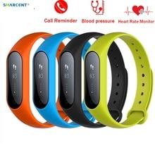 Оригинальный smarcent Y2/Y2 плюс сердечного ритма Смарт часы Bluetooth Приборы для измерения артериального давления сна Мониторы SmartBand IP67 Фитнес трекер