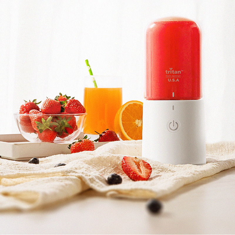 все цены на Portable Household Juicer USB Rechargeable Automatic Fruit Vegetable Multifunction Juicer Citrus Lemon Juice Machine онлайн