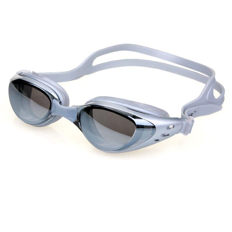 Professional Myopia Swimming Goggles Silicone Anti-fog UV Swimwear Glasses With Earplug For Men Women Diopter Sports Eyewear
