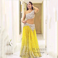 Arabic Luxury Beading Evening Dresses Beach Style One Shoulder Sexyly Backless Formal Long Gowns