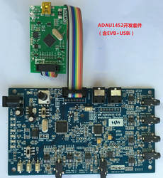 ADAU1452 development kit, Плата развития USBi plus 1452