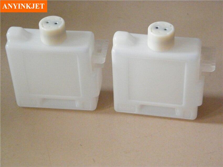 Vide rechargeable cartouche d'encre avec puce de colorant pour IPF W8400 W8200 W7200 colorant encre traceur grand format imprimante