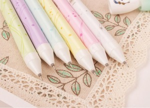 Image 4 - Free ship!1lot=30pc!Cute Japanese doll gel ink pen/ creative stationery / creative student cartoon pen