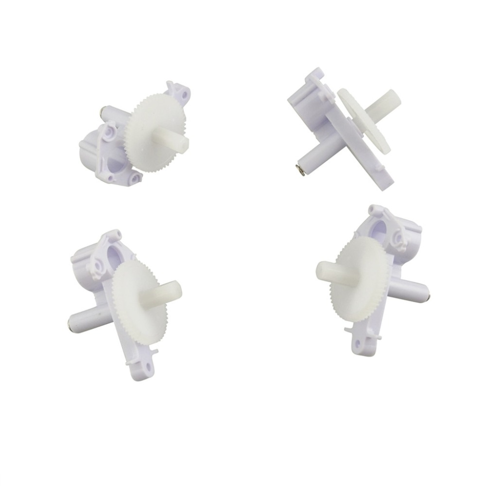 4PCS motor frame for SYMA <font><b>X15</b></font> X15C X15W quadcopter aircraft model <font><b>drone</b></font> spare parts image