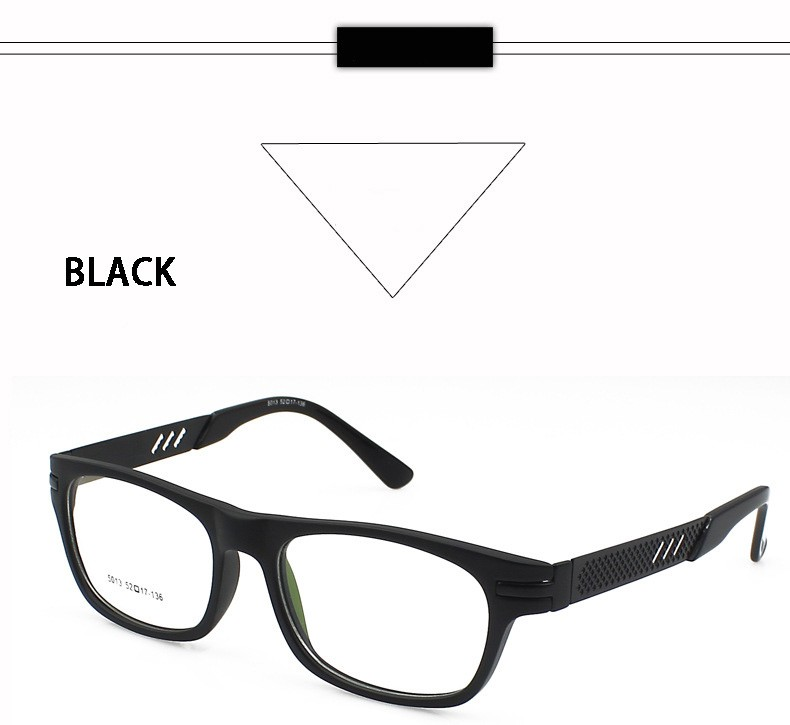 a946093d1669 Korean eyeglasses black vintage full rim fashion women men glasses ...