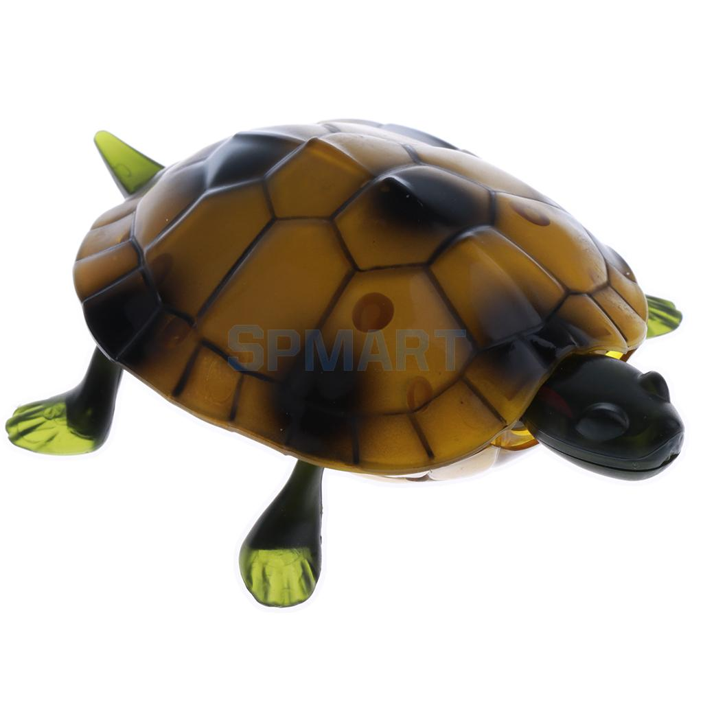 RC Infrared Remote Control Tortoise Prank Toys Animal Joke Scary Trick Gag Party Halloween Xmas Gift Kids Friends Cat Toy B