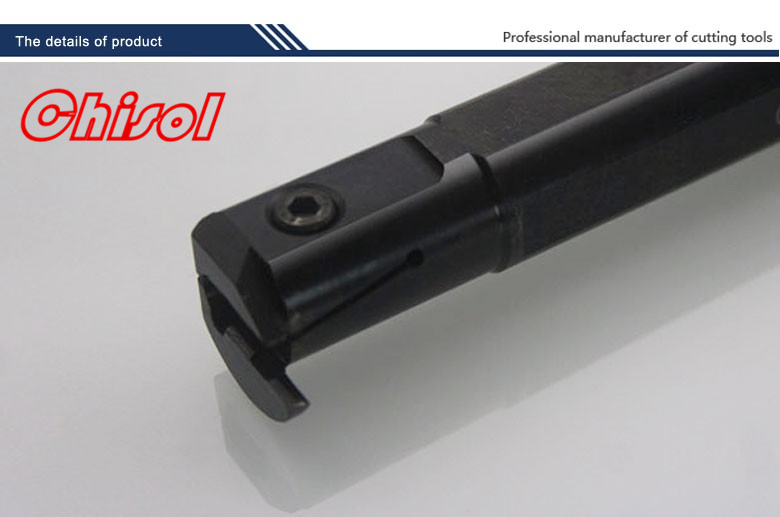 hot selling Internal grooving and turning tool holder C20Q-QFDL05-27/C20Q-QFDR05-27 for Zccct carbide insert ZTFD0303-MG high quality cnc lathe internal grooving and turning tool holder mgivl2520 3 mgivr2520 3 for carbide insert mgmn300 m