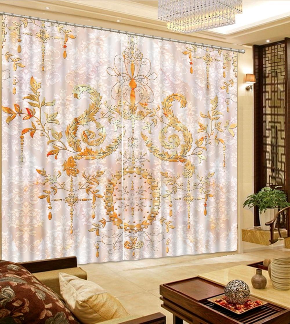 High quality custom 3d curtain fabric fashion flower High quality custom 3d curtain fabric fashion flower