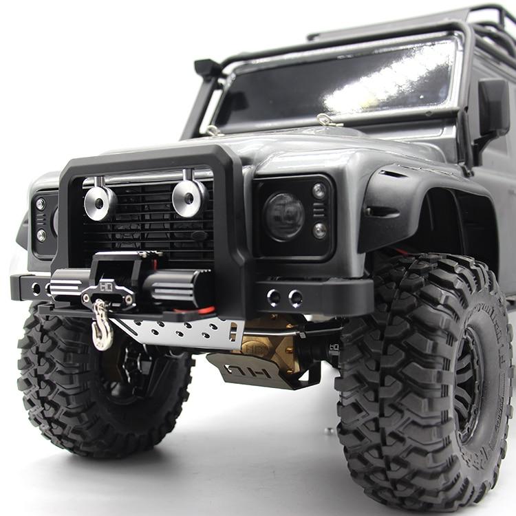 front bumper for 1/10 crawler car TRAXXAS TRX-4 (Not Contain Winch)