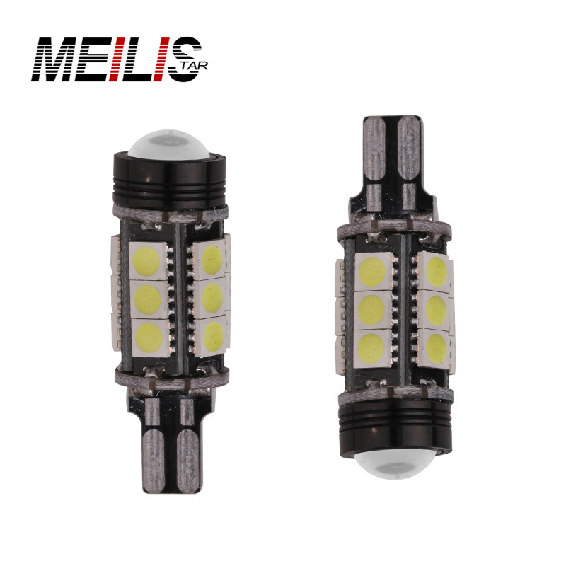 2x Xenon White Car styling Canbus Error  Emitter LED T15 360  5050SMD 921 912 W16W LED Backup Parking Reverse Lights Car Led 2pcs high quality superb error free 5050 smd 360 degrees led backup reverse light bulbs t20 for hyundai i30