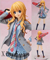Japan ANIME Your Lie in April Shigatsu wa Kimi no Uso Miyazono Kaori FIGURE Toy Christmas Child Gift