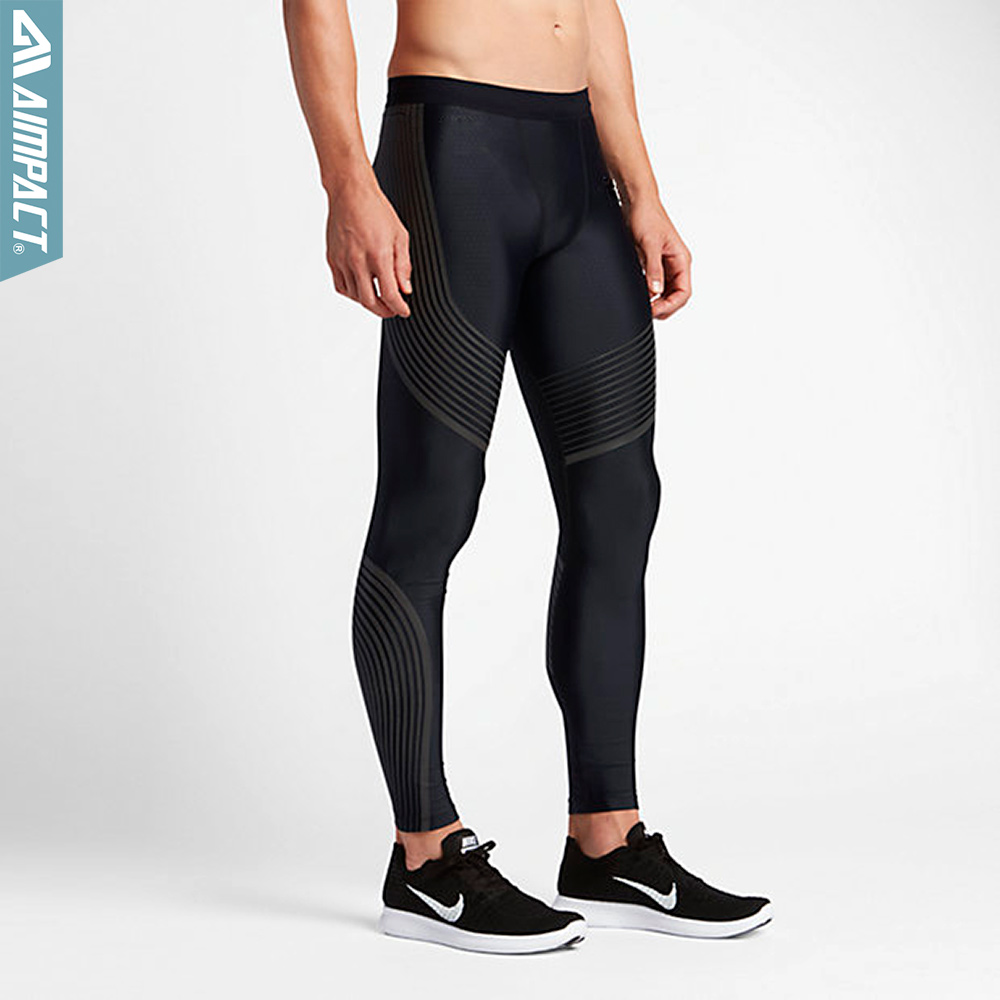 Fitness Compression Pants Men Athletic Basketball Running Legging Bodybuilding Workout Gym Yogo Training Tight Tracksuit AM5106