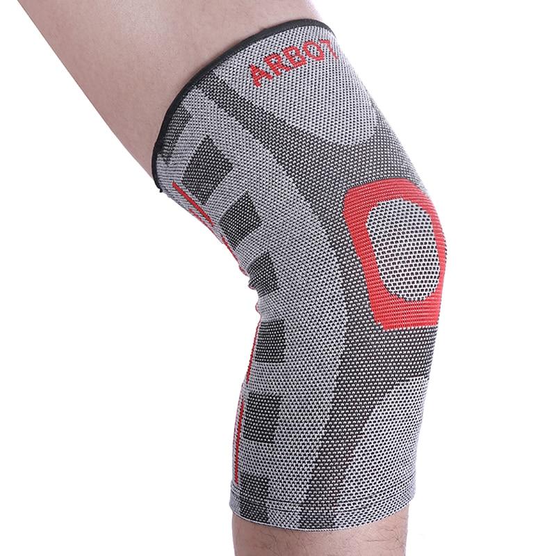 Эластичный наколенник NatureHike, волейбольный наколенник, Регулируемые Наколенники для баскетбола, защитный ремень M L XL