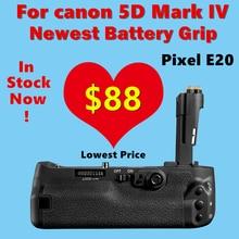 G ripแบตเตอรี่สำหรับcanon 5d mark iv 4 5d4 markivกล้องพิกเซลE20เปลี่ยนCanon BG-E20เข้ากันได้สำหรับLP-E6 LP-E6Nแบตเตอรี่