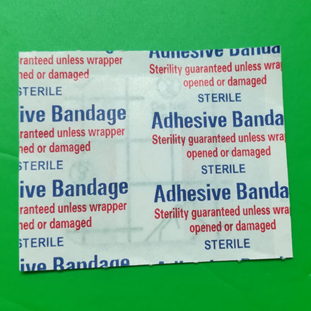 Non-woven Medical Adhesive Wound Dressing 8