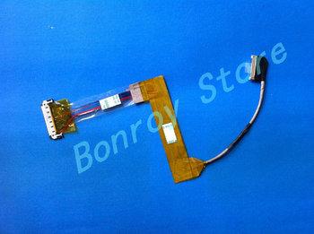 (5 sztuk partia) do HP DV2 DV2-1000 DV2-1100 DV2-120 Lcd LVDS kabel nowy P n HPMH-B2605050G00011 tanie i dobre opinie Kable VGA Dostępny w magazynie DV2 DV2-1000 DV2-1100 DV2-1200 ZUOSHIHUI