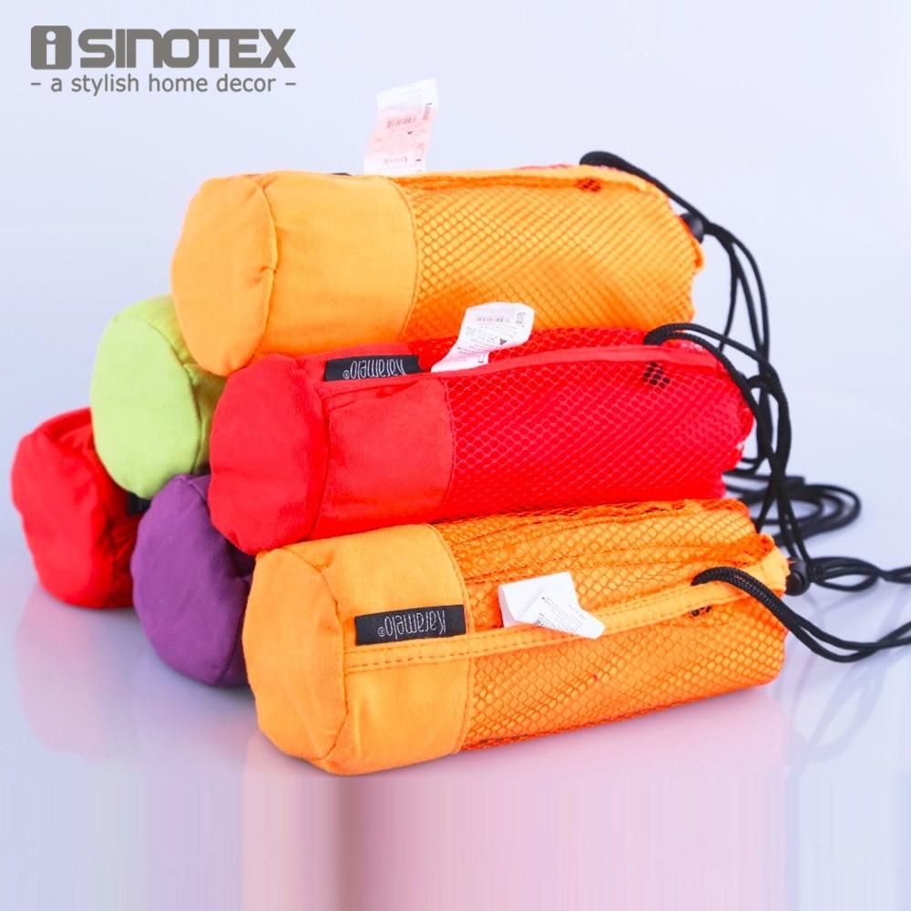 Sports Towel 4pcs/lot Microfiber 70x130cm Larger Size Travel Jogger Cloth With Bag toalha de esportes Camping Swim Gym Washcloth